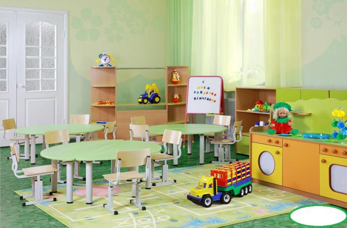 Мебель для детского сада  тюмень